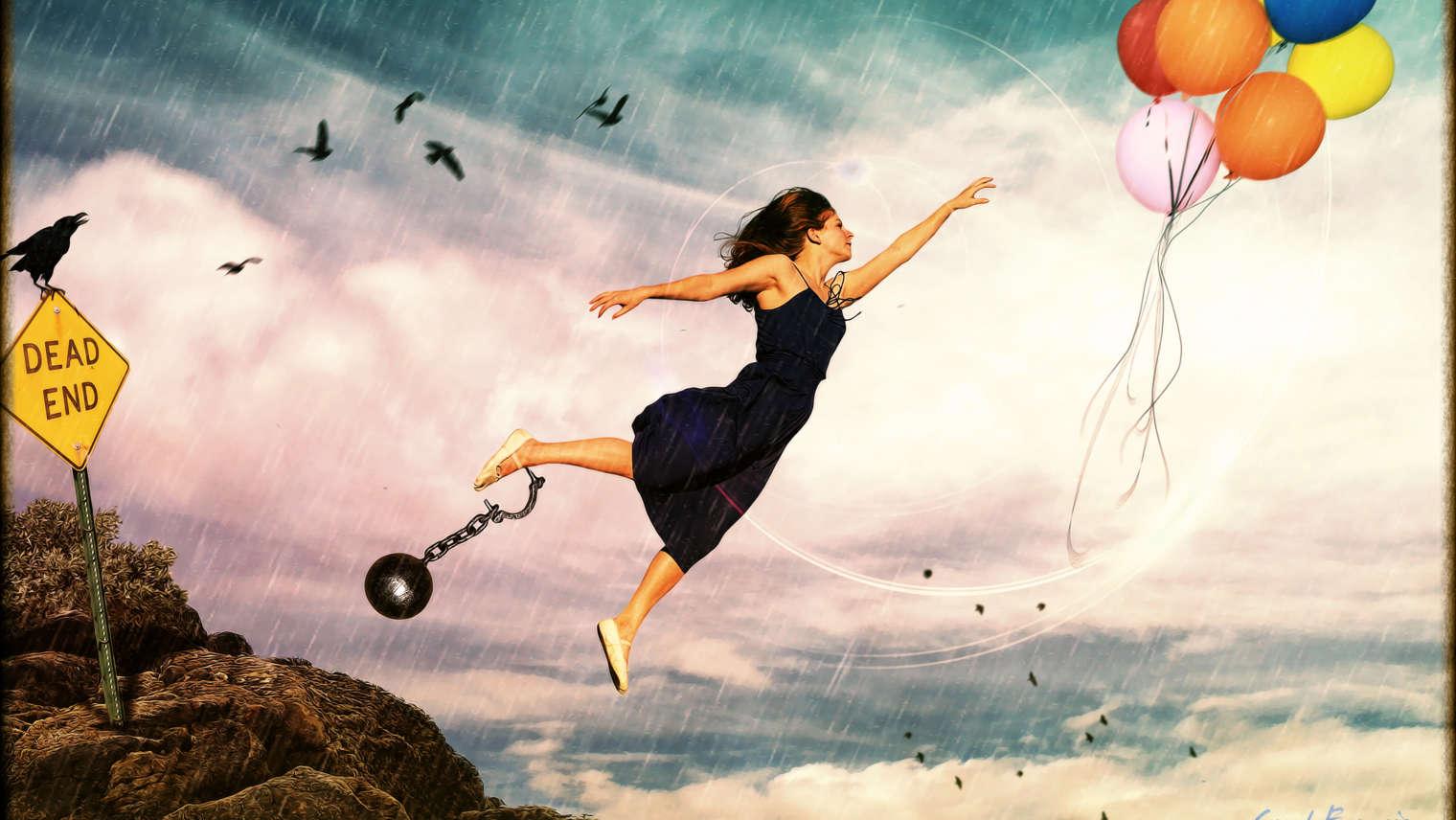Nabierz odwagi i dokonaj skoku